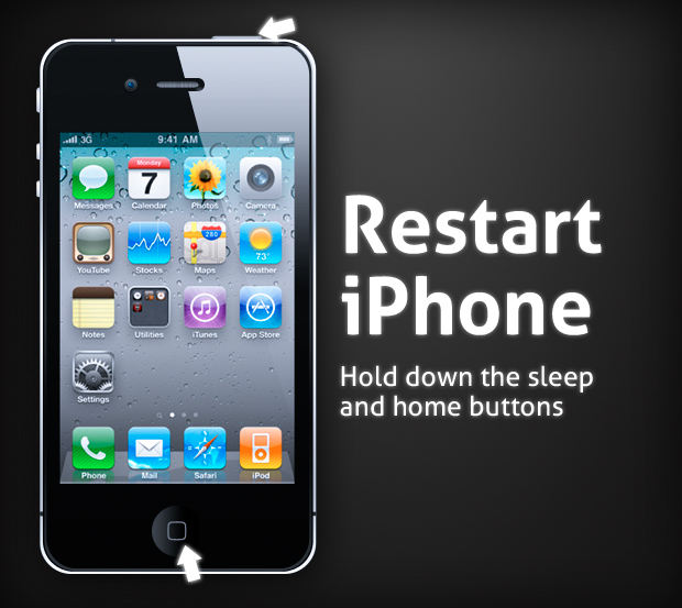 how to restart iphone without lock button iphone won t charge how to fix charging issue 4493